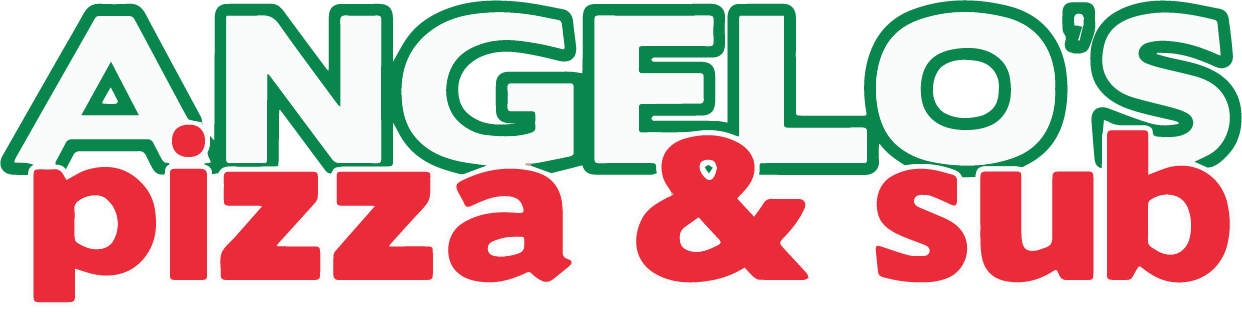 Angelo's Pizza and Sub Logo
